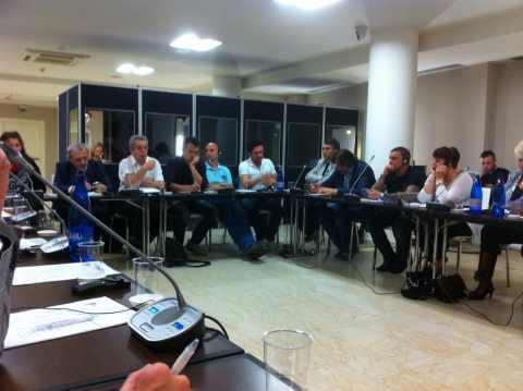 Conferenza stampa vertenza SOFIDEL