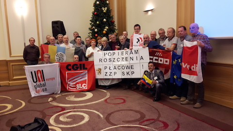 Meeting S.K. Varsavia Dic-15