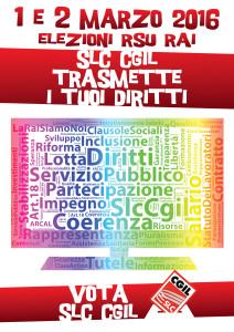 STAMPANTI AZIENDALI 2016 elezioni RSU manifesti_A3 TV